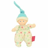 Bonikka Teether Doll Floral Babygro